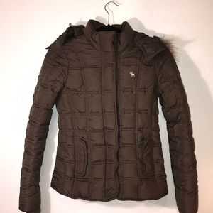 Pre owned the original Abercrombie jacket.